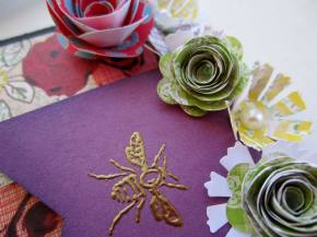 Ahh.. La Bella Primavera!….And New Cardmaking Video Posted!