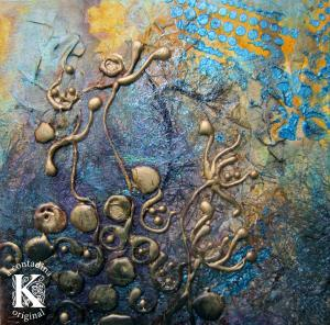 """""""Seeds,"""" Incorporating Texture Video Tutorial"""