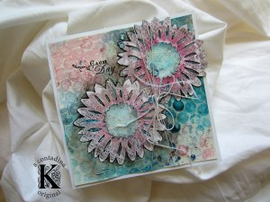Accentuating Edges Mixed Media Video Tutorial
