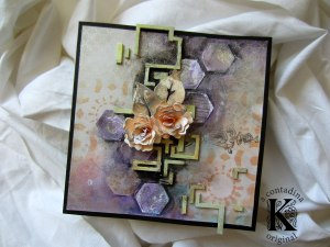 Subtle Complementaries Mixed Media Video Tutorial