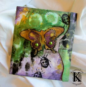 Mixed Media Seed Packet Video Tutorial