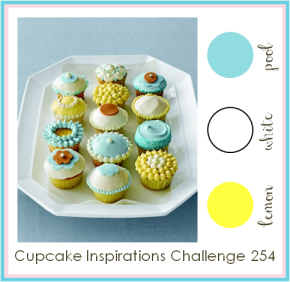 Cupcake Inspirations Blog Hop