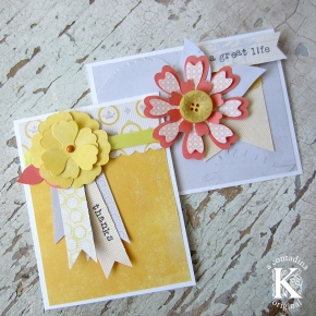 Fast and Pretty Cards with Eileen Hull andSizzix